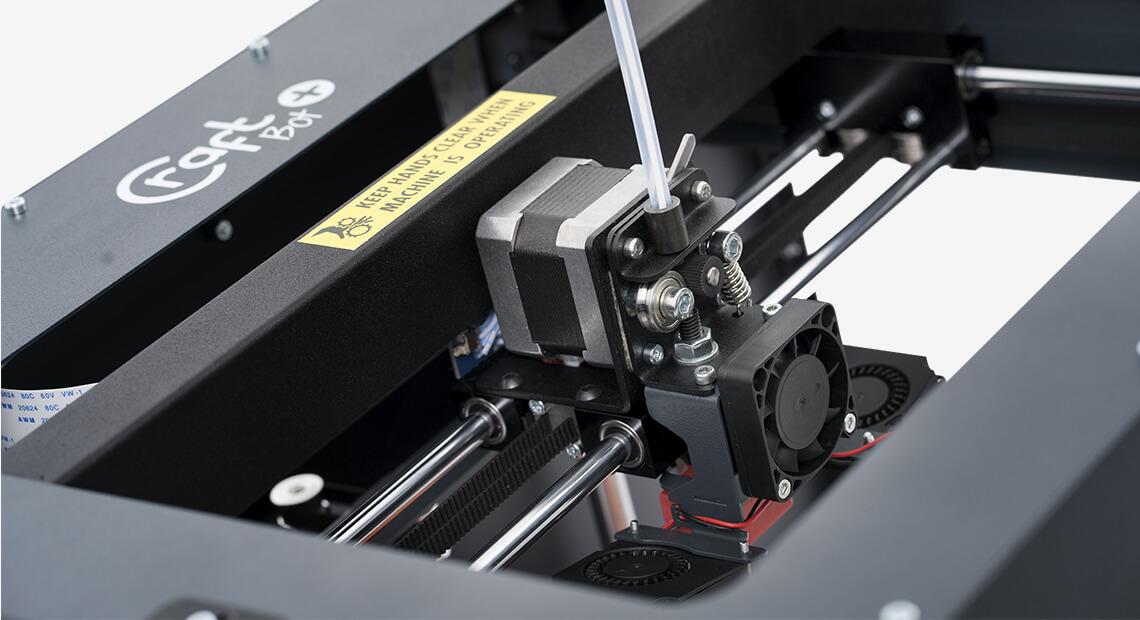 3D printing, 3D printer, Craftbot, Craftbot Plus Pro, Plug & Play, High-quality, 3D ecosystem, FDM printers