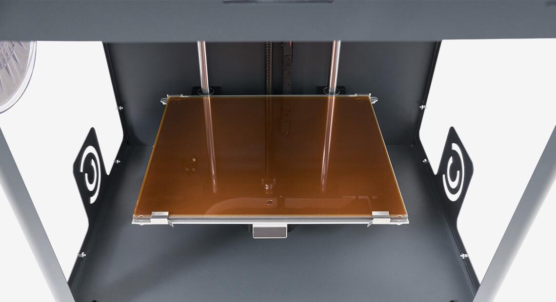 3D printing, 3D printer, Craftbot, Craftbot Plus Pro, Plug & Play, High-quality, 3D ecosystem, FDM printers, Printer bed, Glass