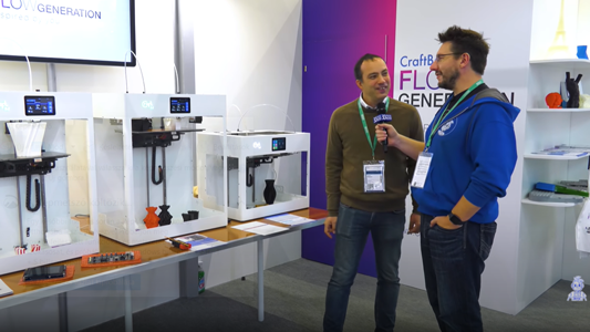 3D Printing Nerd - 3D PRINTING METAL and More Awesome 3D PRINTERS at Formnext 2019!